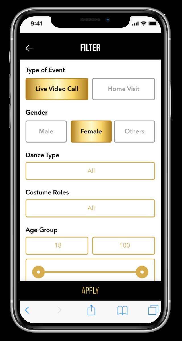 online-events-app